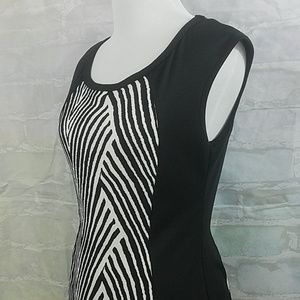 Sexy Illusion Dress Every 1 by Janette Plus sz M